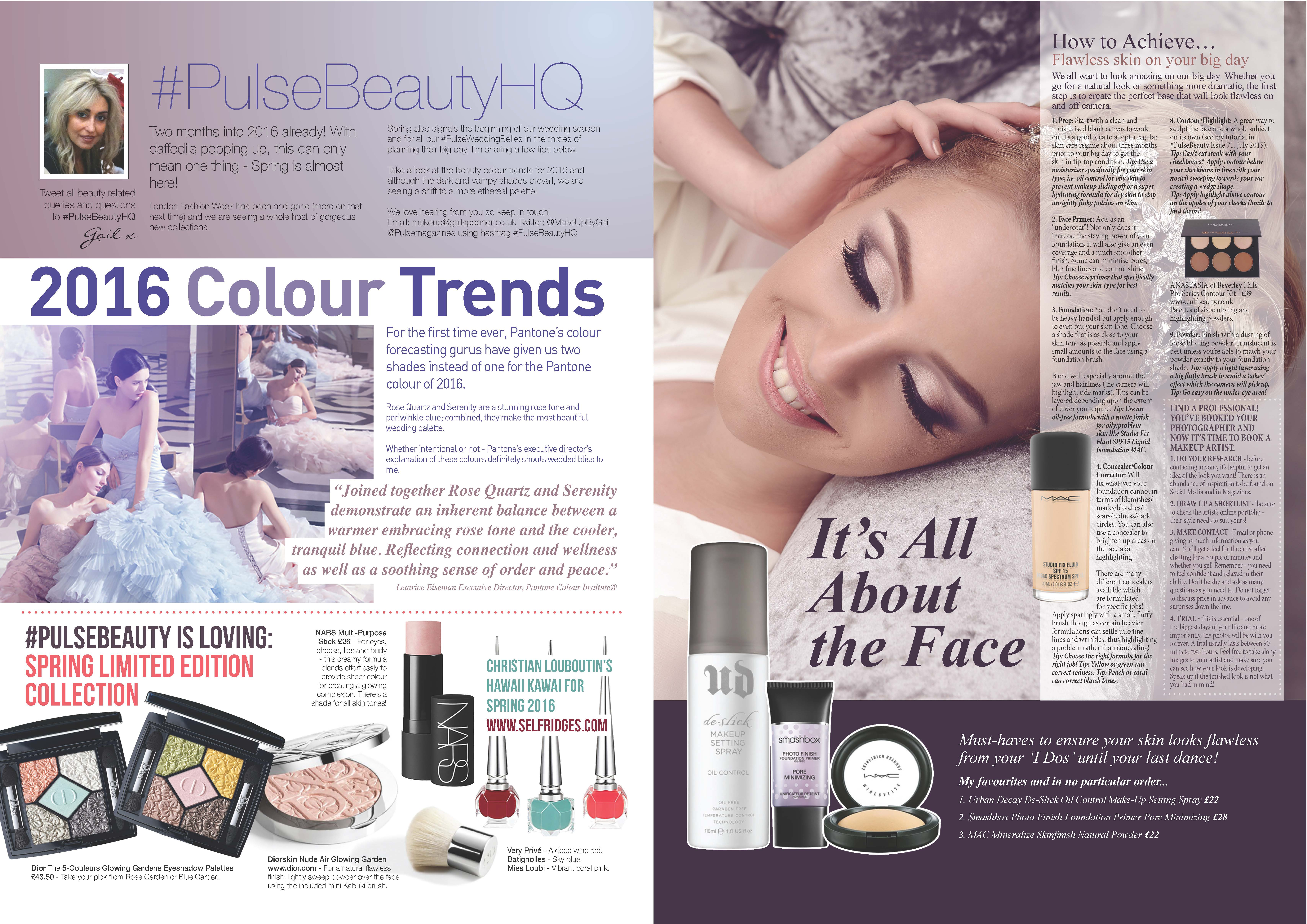 Beauty Pages March 2016