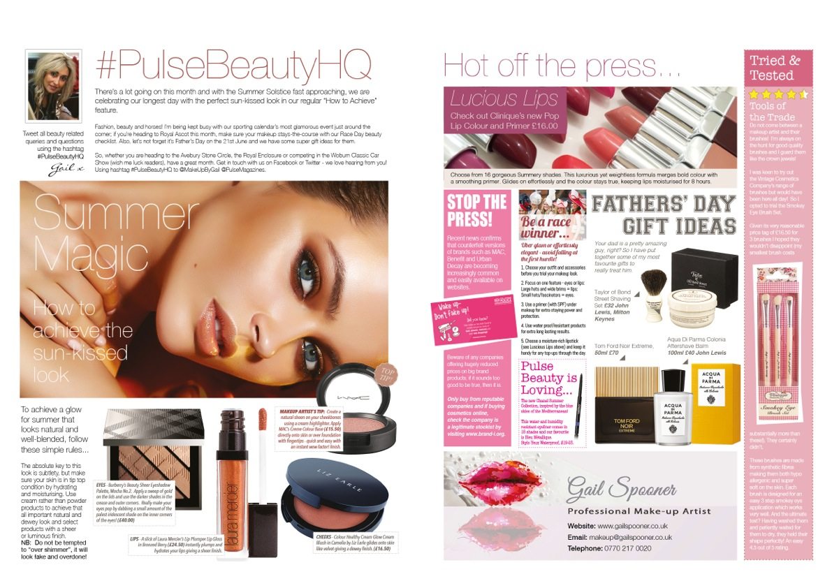 Milton Keynes Pulse Beauty June 2015